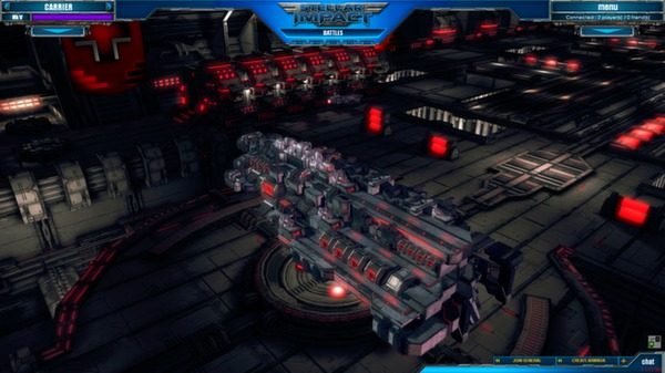 Stellar Impact - Carrier Ship DLC