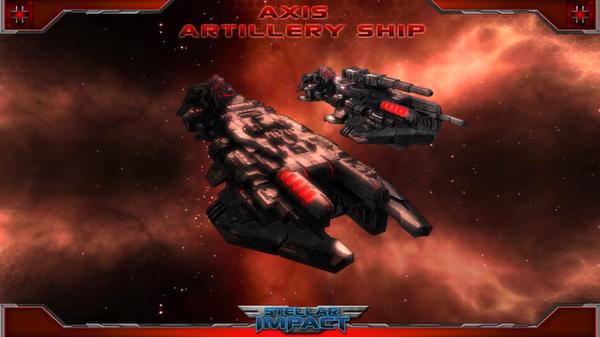 Stellar Impact - Artillery Ship DLC