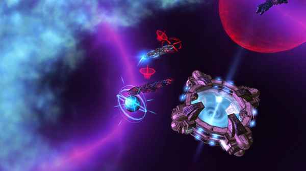 Stellar Impact - Science Vessel DLC