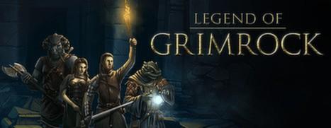 Legend of Grimrock - 魔岩山传说