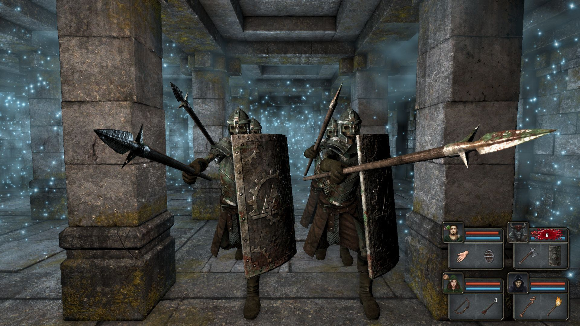 Legend Of Grimrock screenshot 2