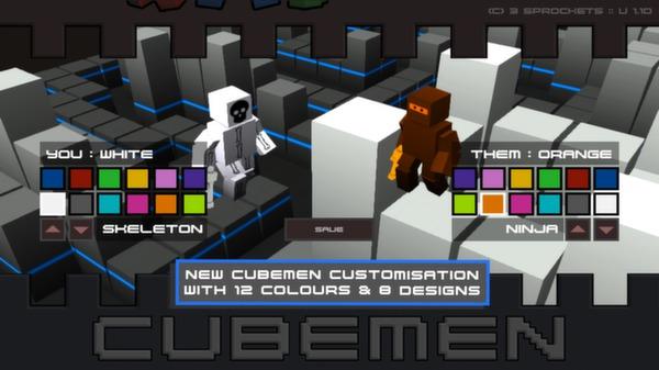 Cubemen
