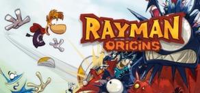 Rayman Origins cover art