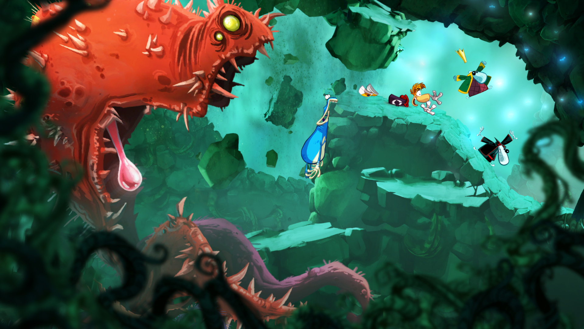 Find the best laptop for Rayman Origins