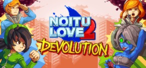 Noitu Love 2 Devolution cover art