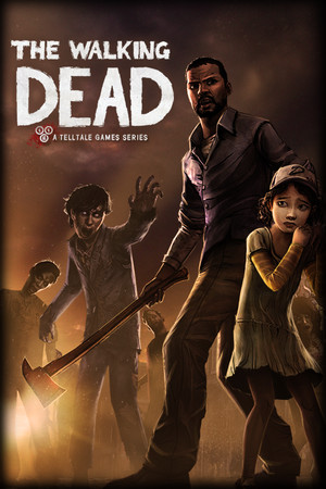 The Walking Dead poster image on Steam Backlog