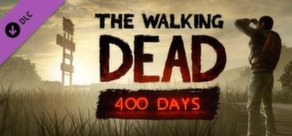 The Walking Dead: 400 Days cover art