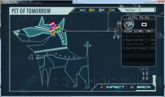 A Virus Named TOM: Winter Wonderland (DLC)