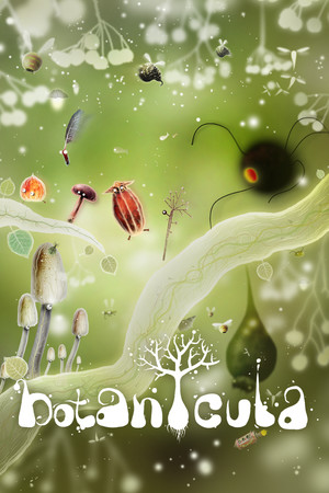 Botanicula poster image on Steam Backlog