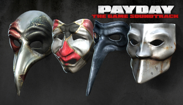 PAYDAY: The Heist Soundtrack (DLC)