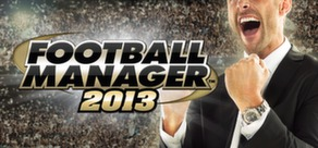 Football Manager 2013 cover art