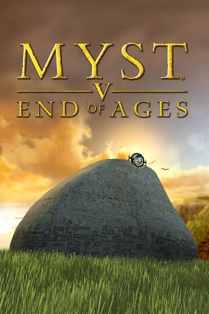 Myst V: End of Ages poster image on Steam Backlog