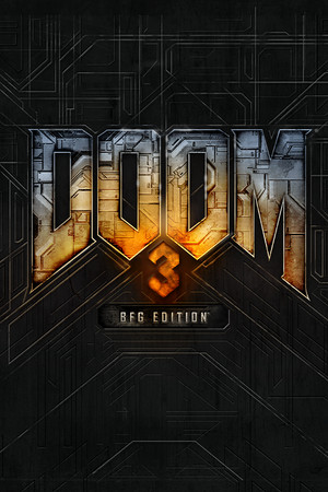 Doom 3: BFG Edition poster image on Steam Backlog