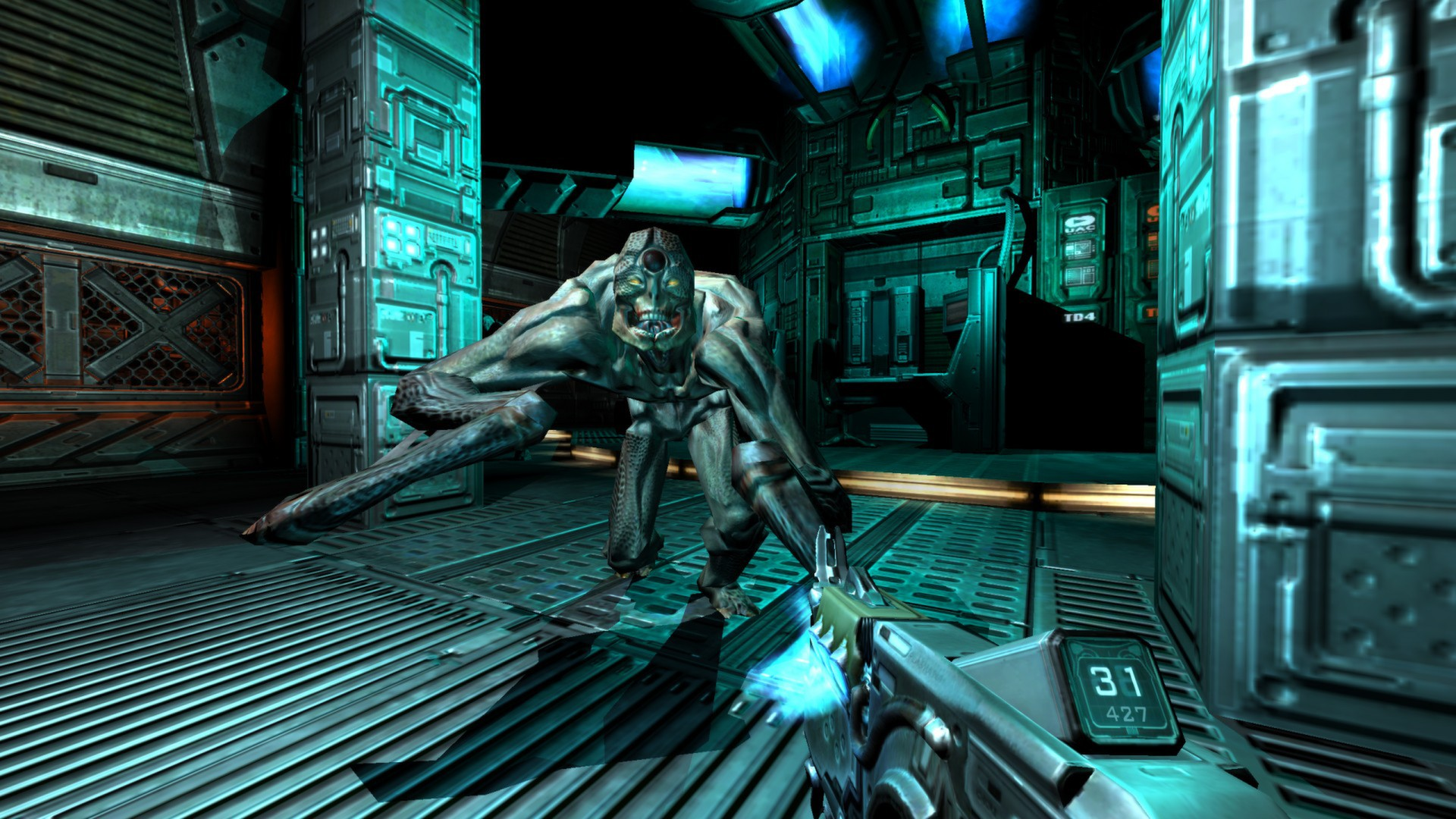 Steam:Doom 3: BFG Edition