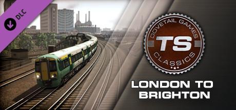 Купить Train Simulator: London to Brighton Route Add-On (DLC)