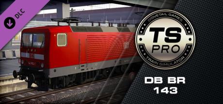 DB BR143 Loco Add-On