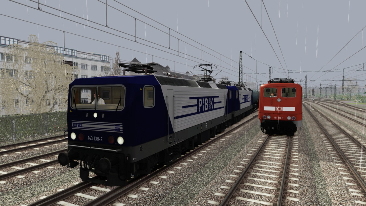 Train Simulator: DB BR143 Loco Add-On