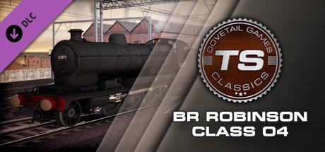 BR Robinson Class O4 Loco Add-On