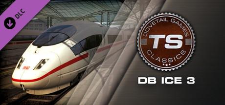 Купить Train Simulator: DB ICE 3 EMU Add-On (DLC)