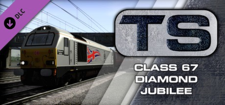 Train Simulator: Class 67 Diamond Jubilee Loco Add-On cover art
