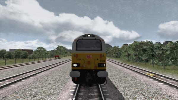 скриншот Class 67 Diamond Jubilee Loco Add-On 3