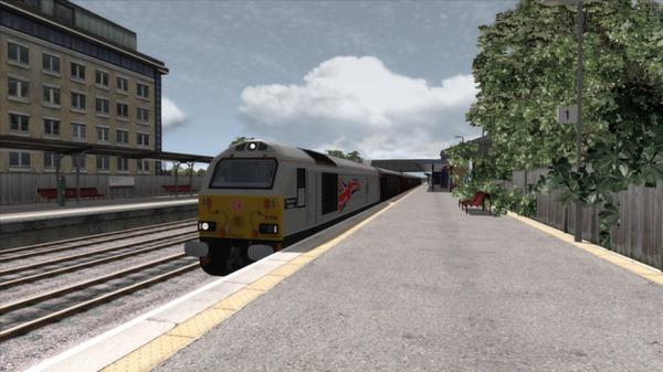 скриншот Class 67 Diamond Jubilee Loco Add-On 0