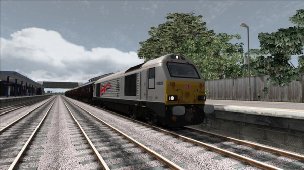 скриншот Class 67 Diamond Jubilee Loco Add-On 2