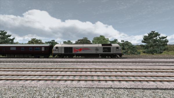 скриншот Class 67 Diamond Jubilee Loco Add-On 5