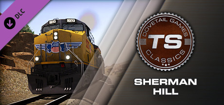 Купить Train Simulator: Sherman Hill Route Add-On (DLC)