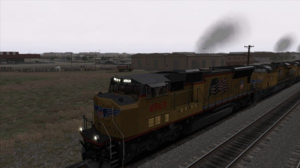 Train Simulator: Sherman Hill Route Add-On (DLC)