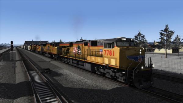 Train Simulator: Sherman Hill Route Add-On (DLC)