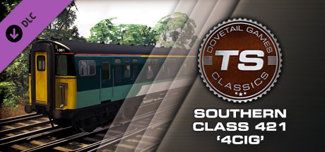 Купить Train Simulator: Southern Class 421 '4CIG' EMU Add-On (DLC)
