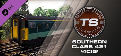 Southern Class 421 '4CIG' DMU Add-On