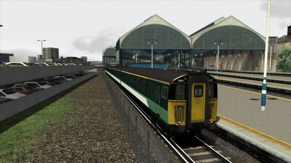 Train Simulator: Southern Class 421 '4CIG' EMU Add-On (DLC)