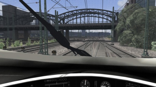 скриншот Munich-Augsburg Route Add-On 2