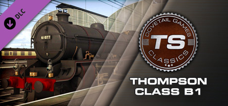 Купить Train Simulator: Thompson Class B1 Loco Add-On (DLC)