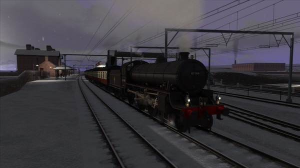 Train Simulator: Thompson Class B1 Loco Add-On (DLC)