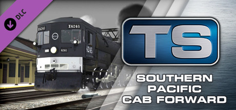 Southern Pacific Cab Forward Loco Add-On