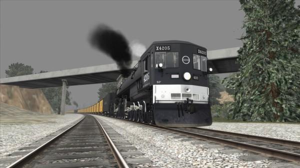 Train Simulator: Southern Pacific Cab Forward Loco Add-On (DLC)