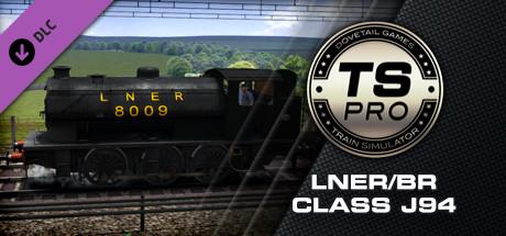 LNER/BR Class J94 Loco Add-On