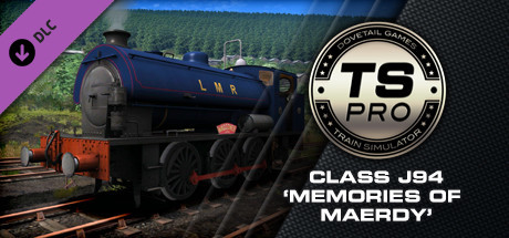 Купить Train Simulator: Class J94 'Memories of Maerdy' Loco Add-On (DLC)