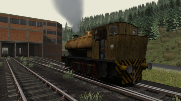 скриншот Class J94 'Memories of Maerdy' Loco Add-On 0