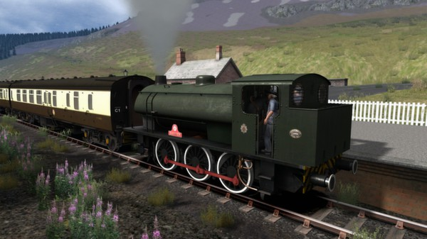 Class J94 'Memories of Maerdy' Loco Add-On