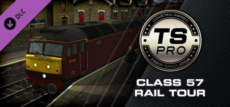 Купить Train Simulator: Class 57 Rail Tour Loco Add-On (DLC)