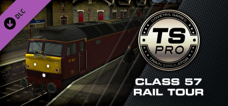 Class 57 Rail Tour Loco Add-On