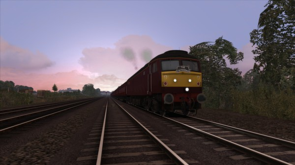 скриншот Class 57 Rail Tour Loco Add-On 1