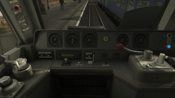 скриншот Class 57 Rail Tour Loco Add-On 4