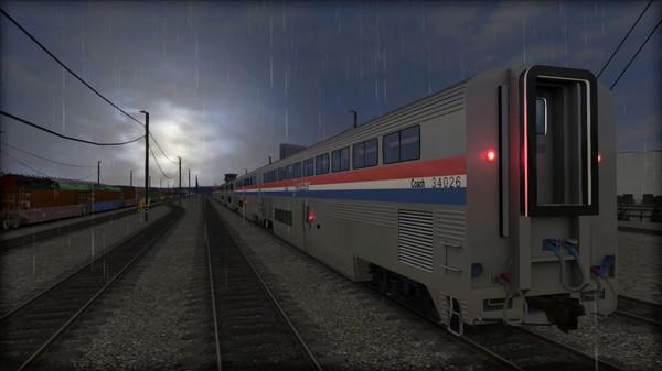 Train Simulator: Amtrak F40PH 'California Zephyr' Loco Add-On (DLC)