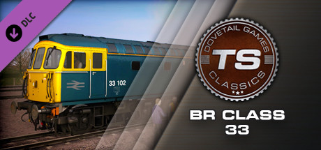 Купить Train Simulator: BR Class 33 Loco Add-On (DLC)