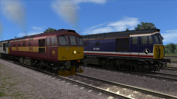 Train Simulator: BR Class 33 Loco Add-On (DLC)